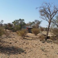 Campsites at Alte Kalkofen Namibia